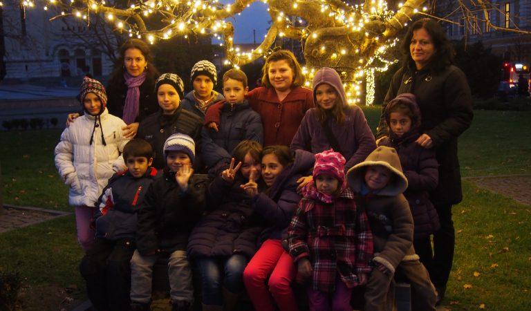 Daruieste din Suflet pentru o comunitate de 40 de copii cu posibilitati materiale reduse