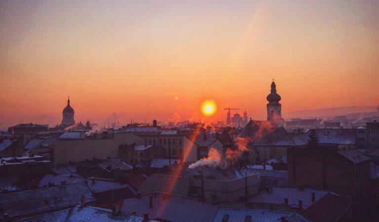 Poza Zilei, 11 Decembrie: O Dimineata de Iarna – realizata de Ioana Pirlea