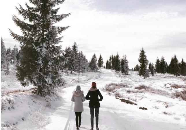 30 de poze care iti vor spune de ce sa faci o vizita la Belis in iarna asta