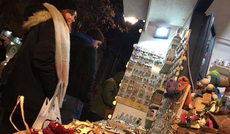 Târgul de Crăciun| Cine încă n-are cadouri, să-și ia de la Cutiuța Muzicală