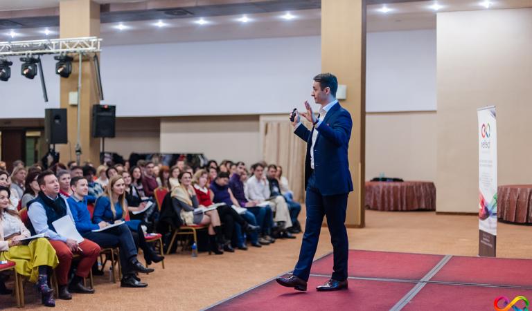 """Conferință gratuită – """"Profiluri emoționale în business și carieră"""""""