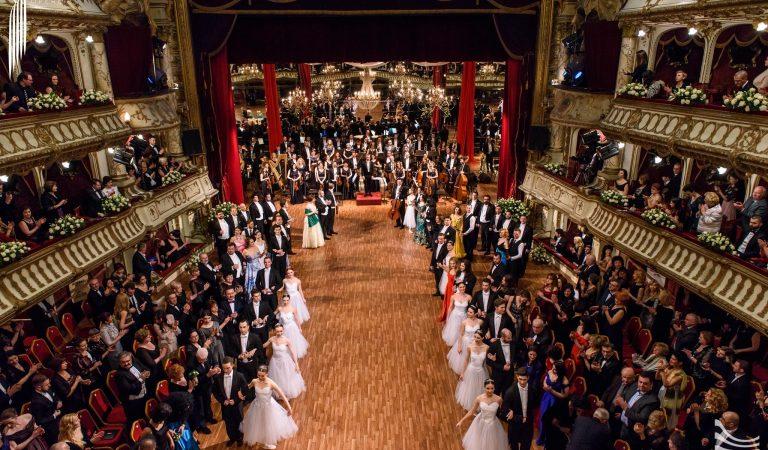 [Foto] Balul Operei 2018: spectacol artistic unic, dedicat Centenarului Marii Uniri și susținerii tinerilor artiști