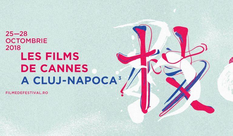 Les Films de Cannes aduce la Cluj-Napoca zece filme premiate si doi regizori invitati, in dialog cu spectatorii