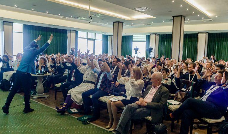 Coachingul în cultura organizaţională – află mai multe la Conferinţa Internaţională de Coaching AGAPE Cluj 2019
