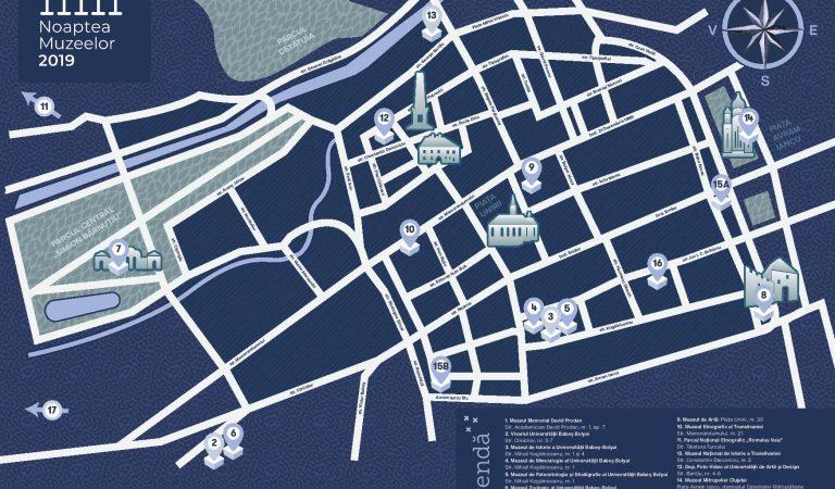 Noaptea Europeană a Muzeelor la Cluj-Napoca va avea loc sâmbătă