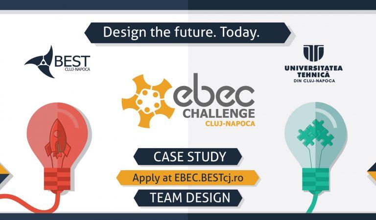 EBEC Challenge – o provocare pentru ideile inginerești!