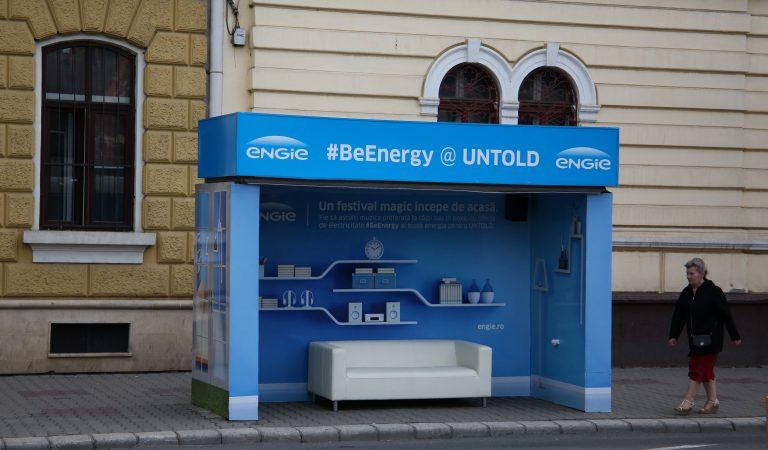 Stațiile ENGIE te încarcă cu energie și premii pentru festivalul Untold