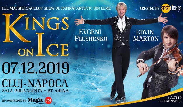 KINGS ON ICE, ultimele bilete la preț redus