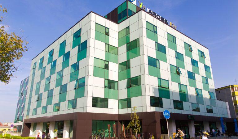 Prima cantină din România care implementează soluția de casierie automată se află într-o clădire de birouri din Cluj
